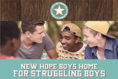 Teen Challenge New Hope Boys Academy